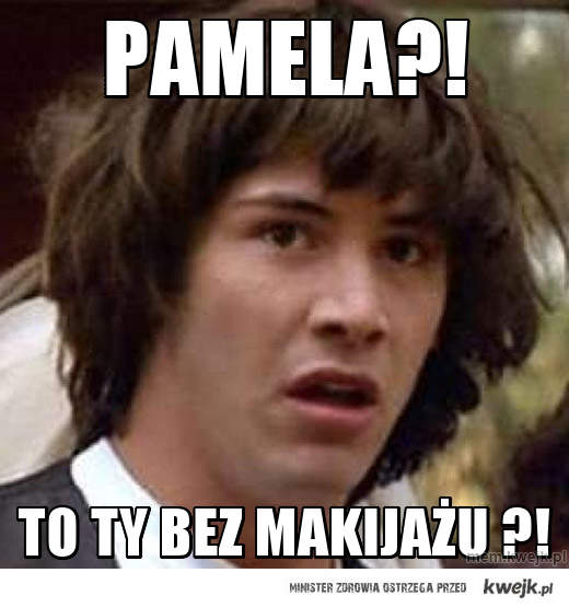 PAMELA?!