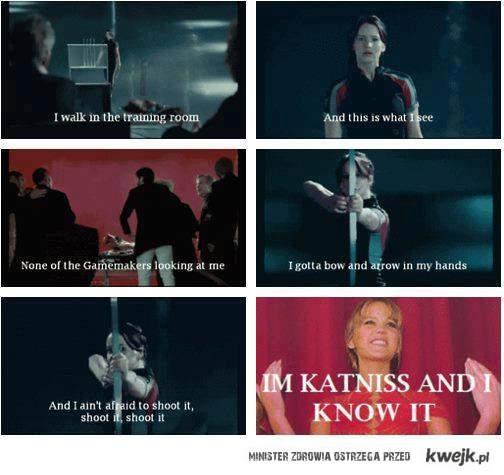 I'm Katniis&I know it