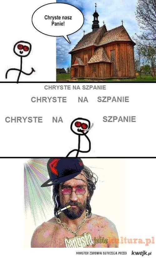 Na Szpanie