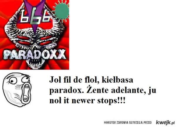 Paradoxxx