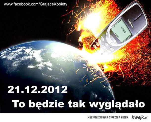 Nokia 3310 sprawcą końca świata