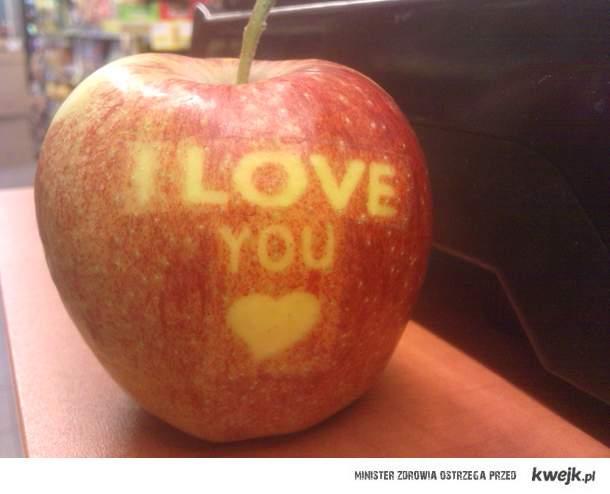 takie tam jabłko