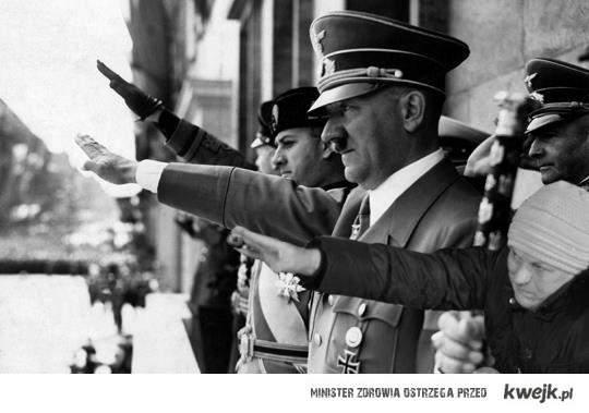Radomska pani z Hitler