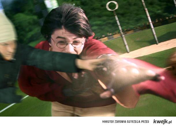 Chytry Quidditch
