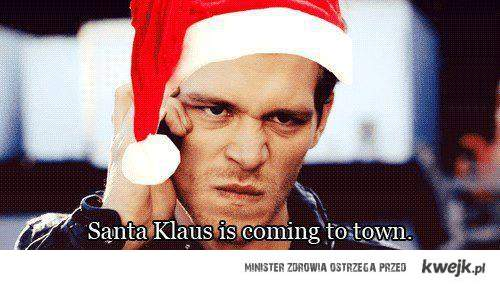 Klaus ;3