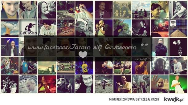 facebook/Jaram się Grubsonem *.*