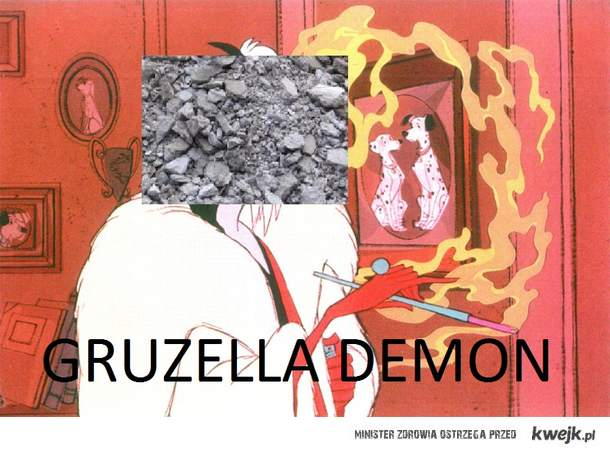 Gruzella Demon