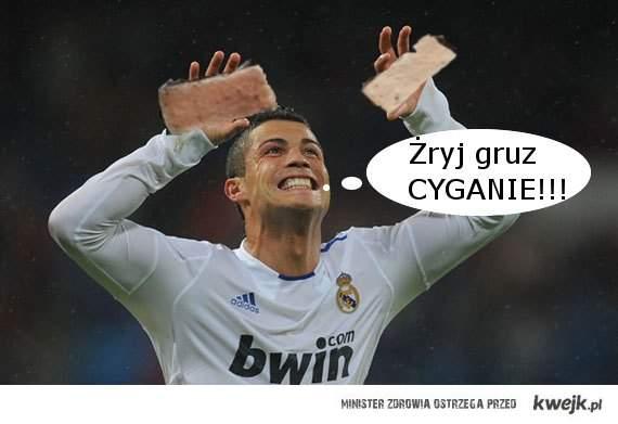 Żryj gruz Cyganie!!!
