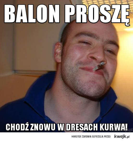 Balon Proszę