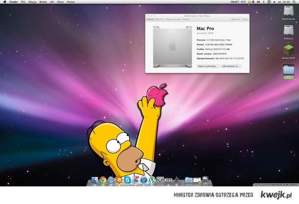Mac OSX DZifkiiiii