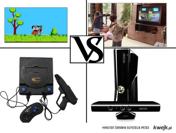 Kinect - Pomysł czy Ulepszenie ?