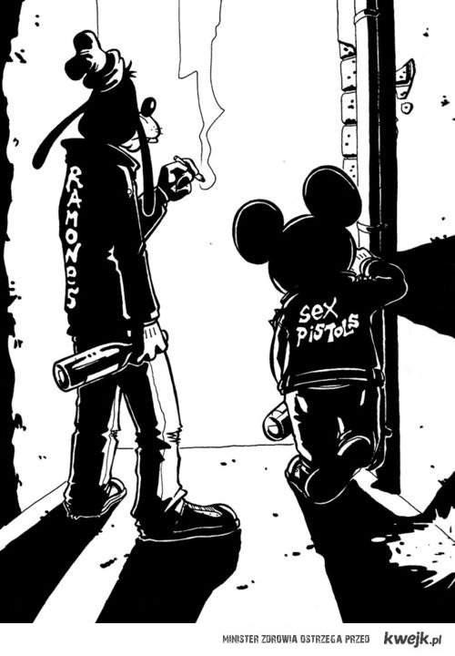 Punk Disney