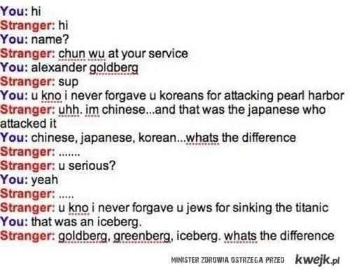 chinese vs jew