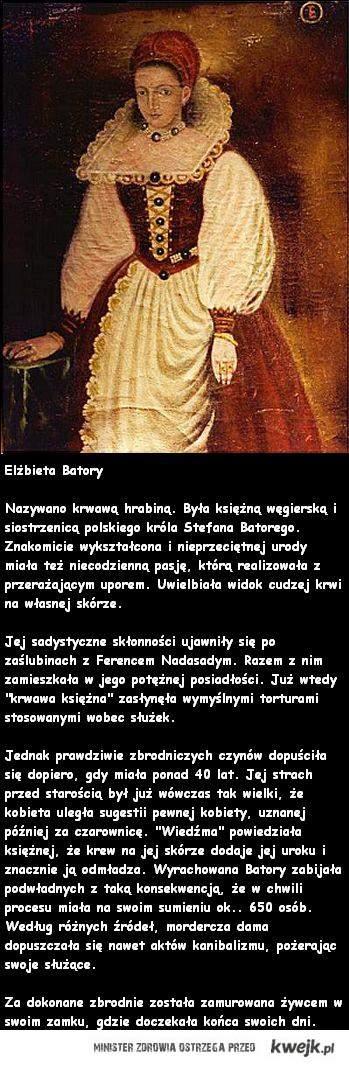 Elżbieta Bathory