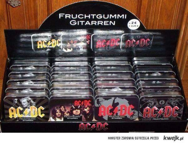Żelki AC/DC
