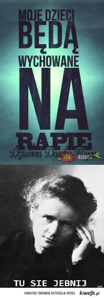 srap nie rap