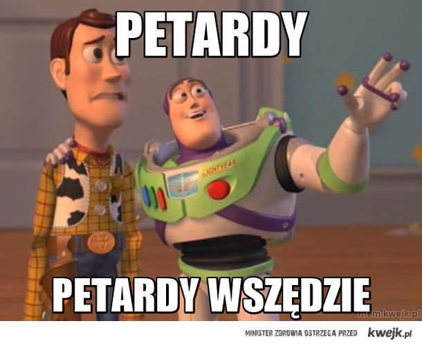 Petardy