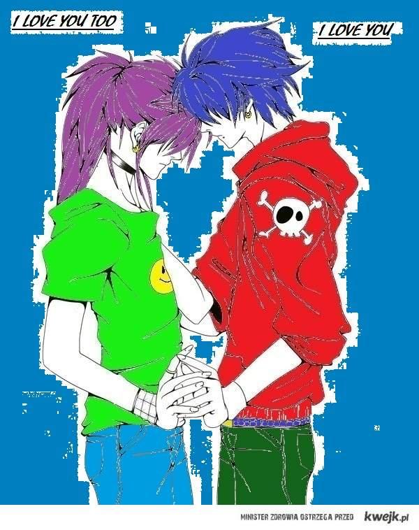 Anime miłość