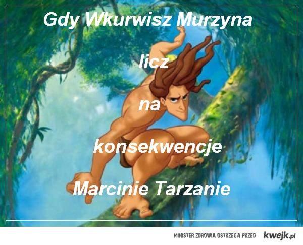 Marcin Tarzanie