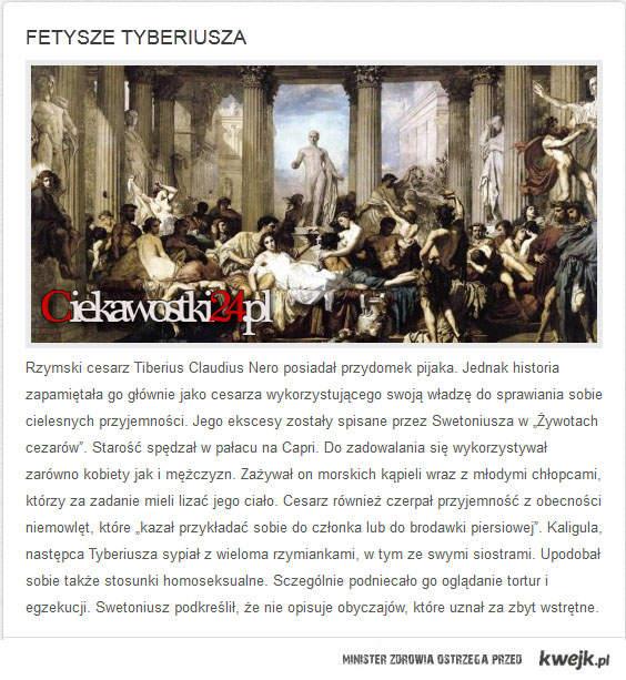 Fetysze Tyberiusza
