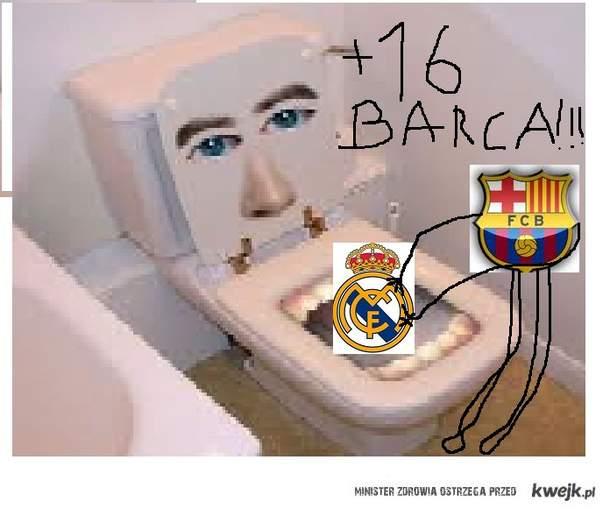 16 Punktów Przewagi Nad Realem Madrid