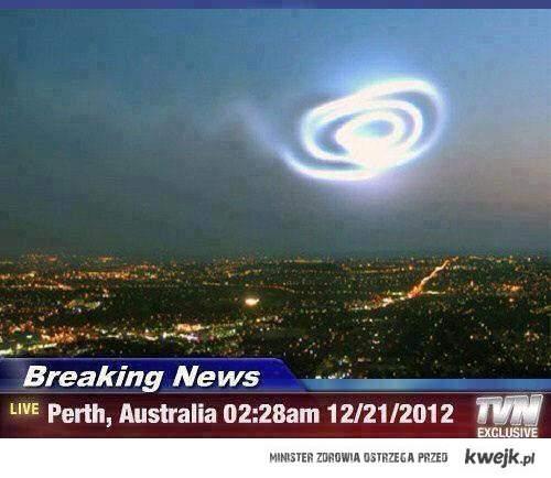 W australii się zaczelo