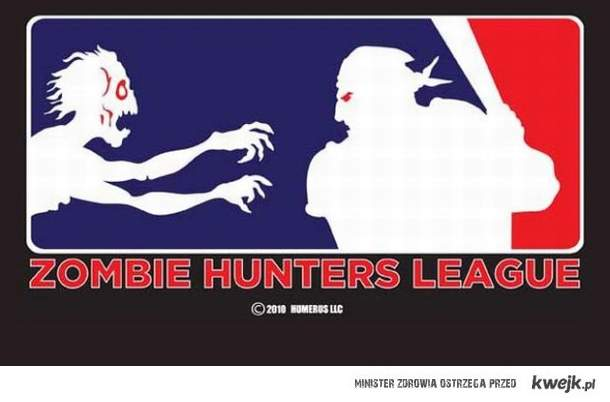 Zombie Hunters League