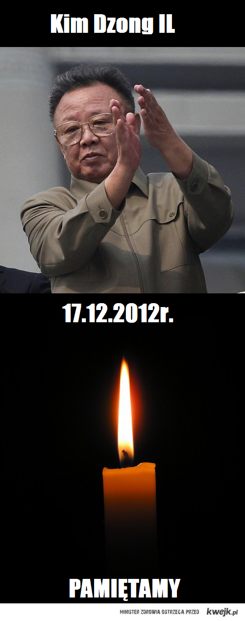 Kim Jong Il [*]