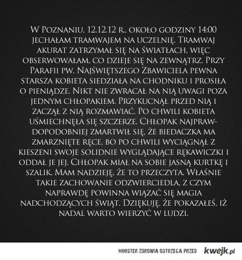 Zwykły bohater z Poznania