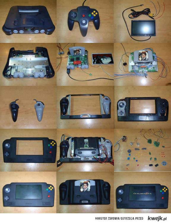 Przenośne Nintendo