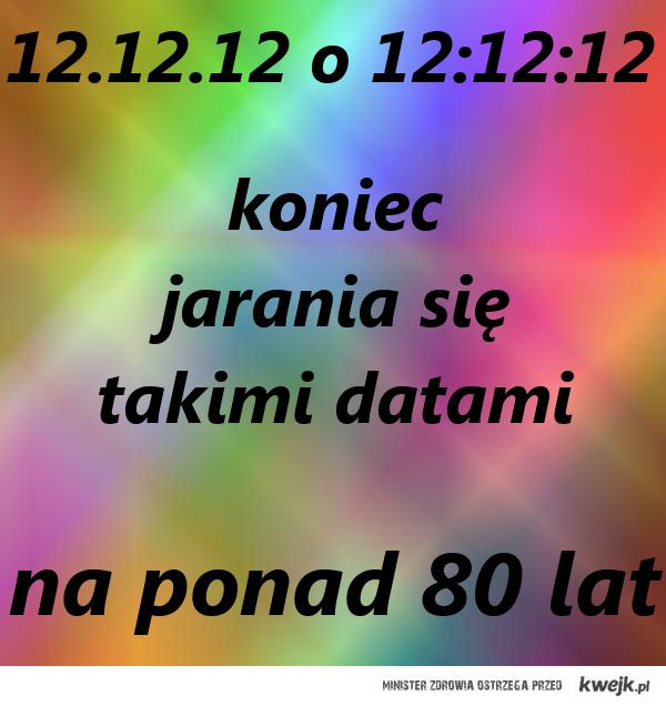 12.12.12 o 12:12:12