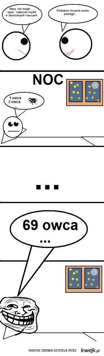 69 owca