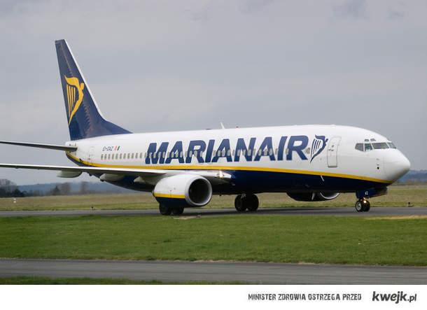 Marian Air, oklaski ...