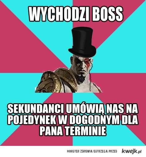 dżentelmen Kratos