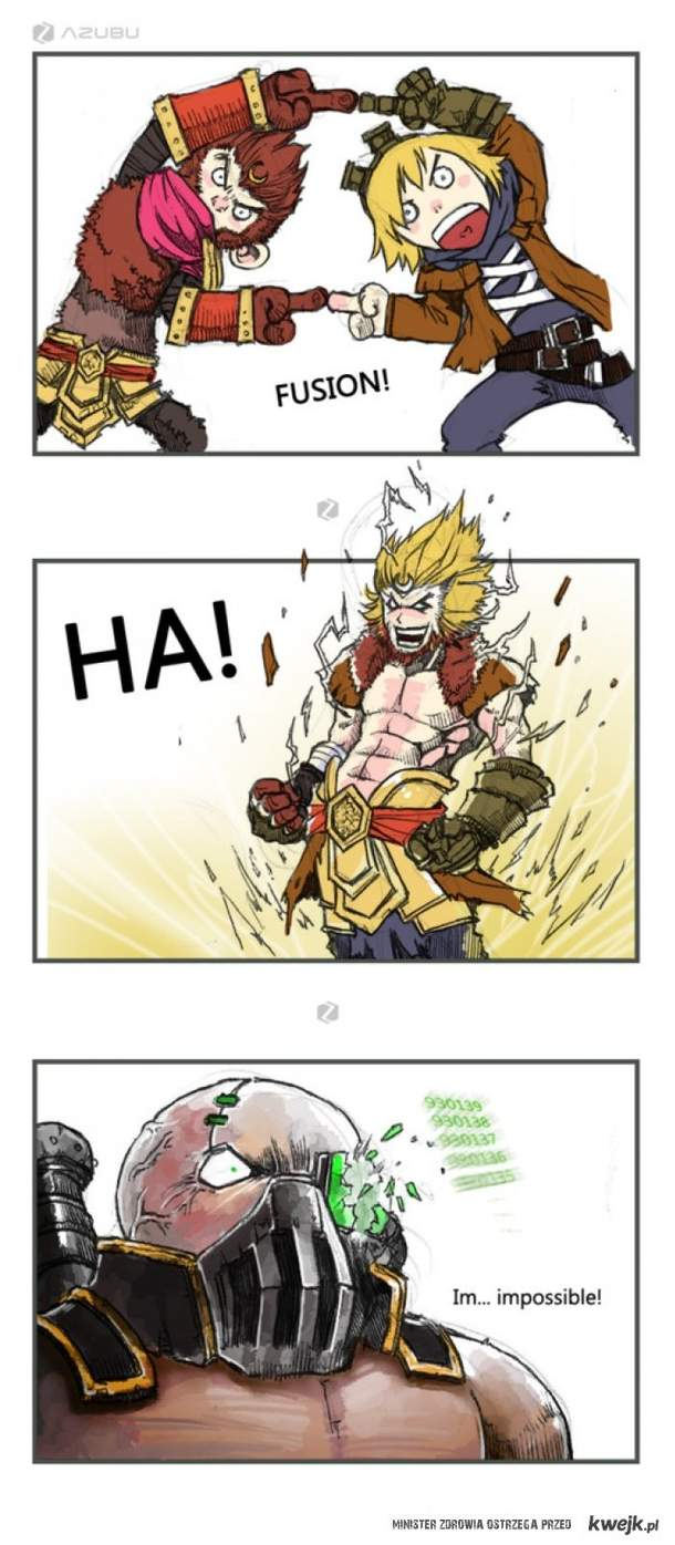 lol fusion