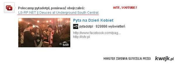 Podobne filmy według Youtube