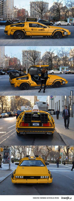 Mega taxi!