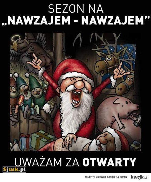 Sezon na szczere życzenia świąteczne otwarty