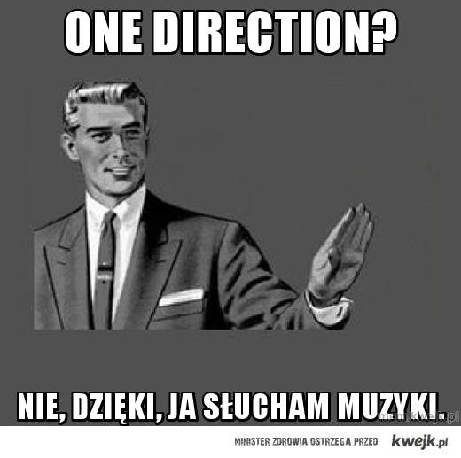 one direction?