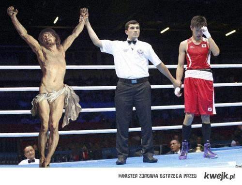 Jezus wygrał