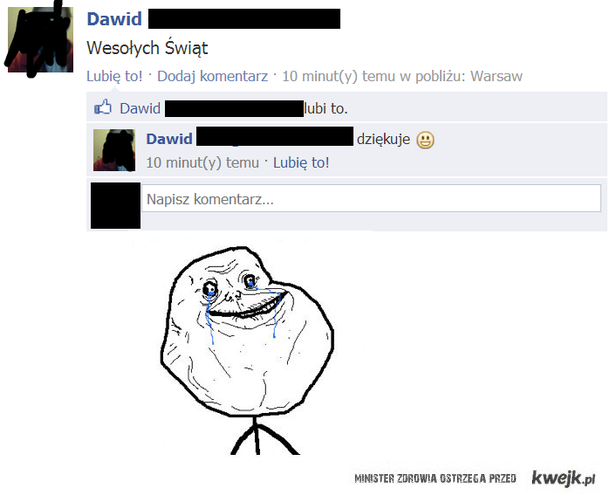 forever alone ;_;
