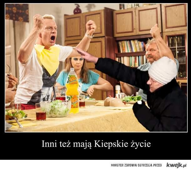 Chytra baba u Kiepskich