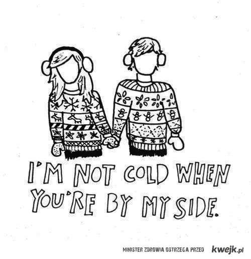 not cold