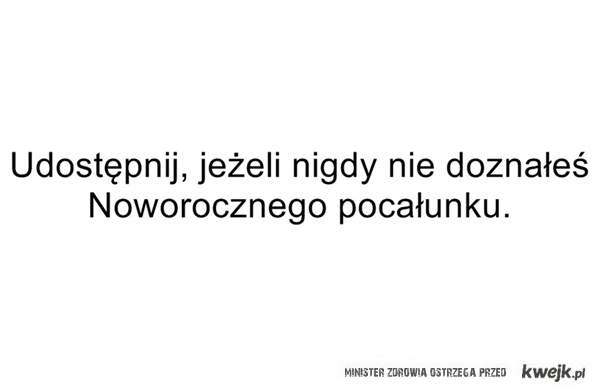 Bu, ja nie. :c