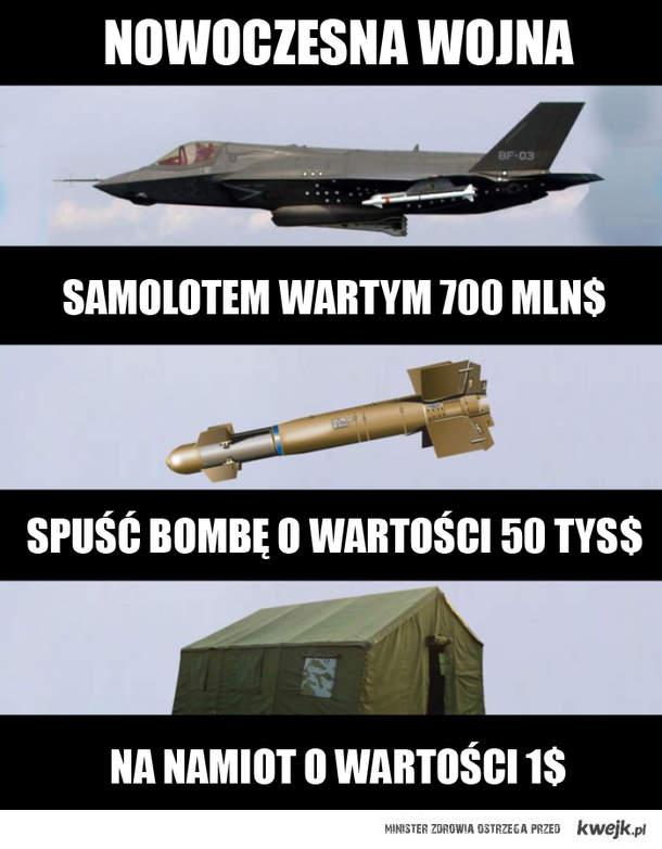 Nowoczesna wojna