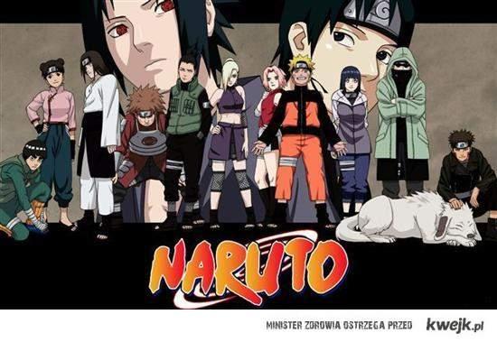 Naruto to nie bajka , to moje życie . <3