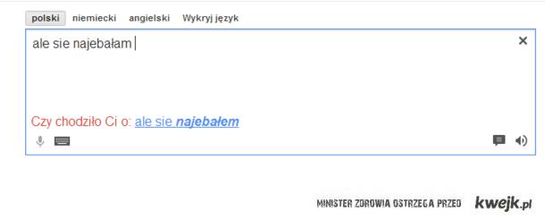 no serio google wie lepiej