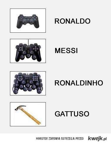Apropo piłkarzy... ;>