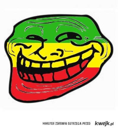 TrollReggae Face :D