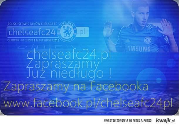 Nowy serwis o Chelsea!